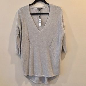 Express Hi-Lo Tunic Sweater